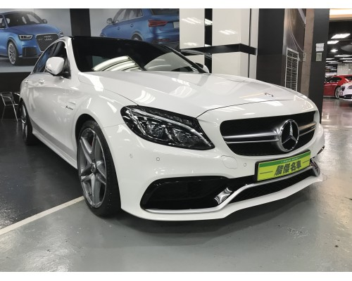 MERCEDES-BENZ C63 S AMG EDITION